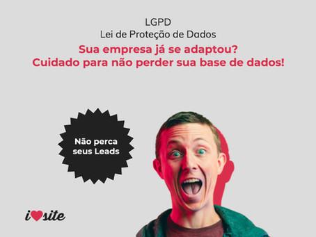 E-mail Marketing e LGPD