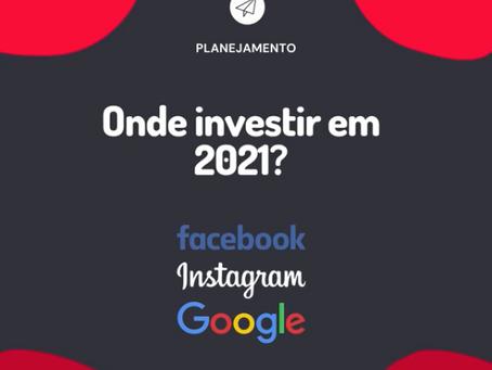 O que investir em 2021?