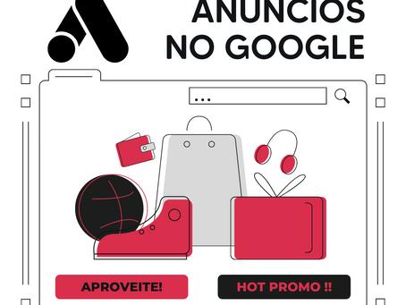 Anúncios no Google. Entenda como funciona!