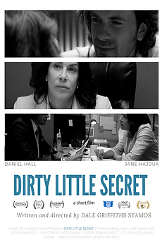 Dirty Little secret 11x17 poster2 with c