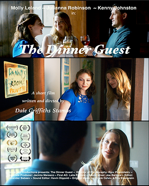 The Dinner Guest2 Poster-16x20- 10 laure