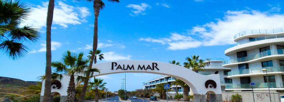 Chalet pareado Palm Mar