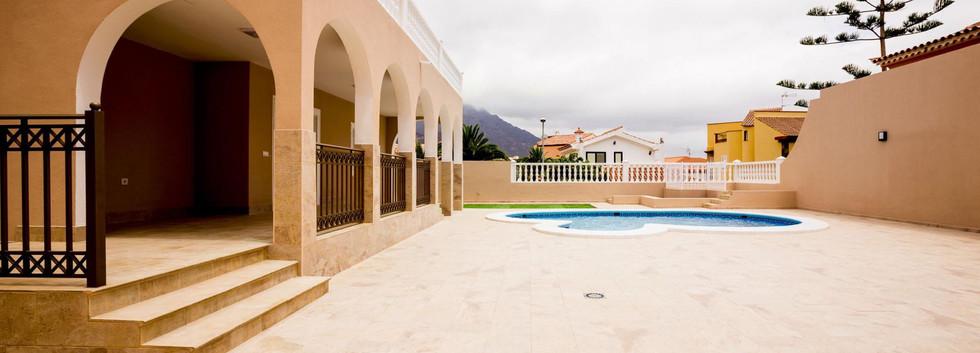 Villa Los Olivos 4 dorm.