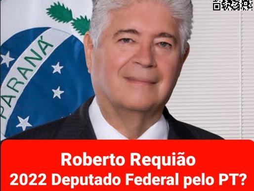 Roberto Requião: Deputado do PT? Boatos dos Bastidores