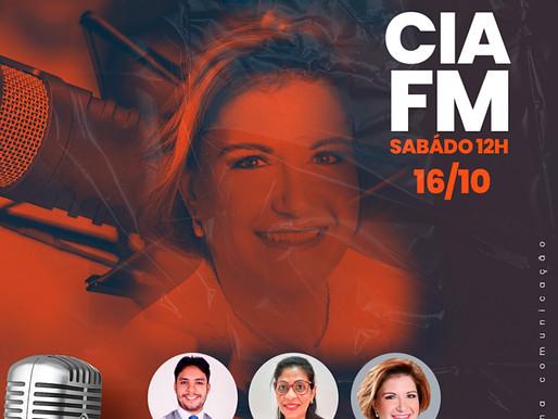 Revista CiaFm 16/10 Entrevista profª Claudete Jacomini - Diretora CEEP Cianorte