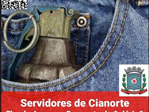 Servidores Cianorte: Fim de Ano com Desconto de $alário$ -4.52%