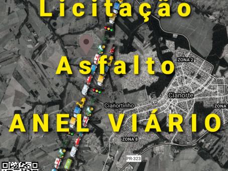 Anel Viário em Cianorte?