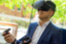 Virtual Reality Training in the office