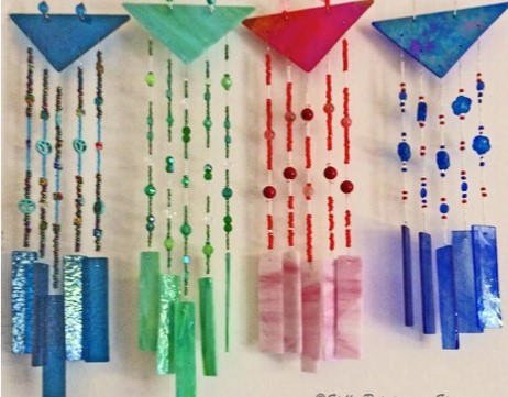 Mar. 20 10:30 a.m. - 12:30 p.m. Glass Wind Chimes (Make N Take) $40 non-members