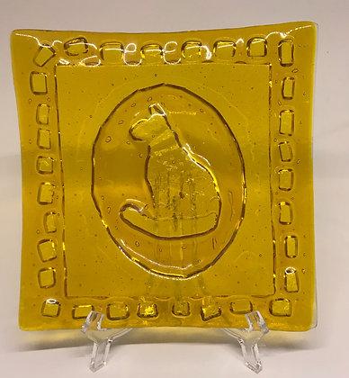 2021-Jan-9 Kiln Carving Glass (1 Project)