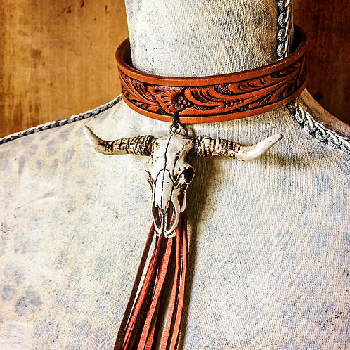 Cowgirl Choker ~Deadwood