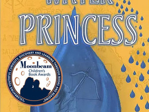 The Water Princess is an award winner!