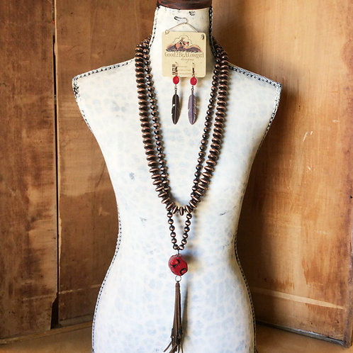 Cowgirl Pearls~ California~ SOLD