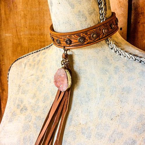 Cowgirl Choker~ Gunpowder and Lace