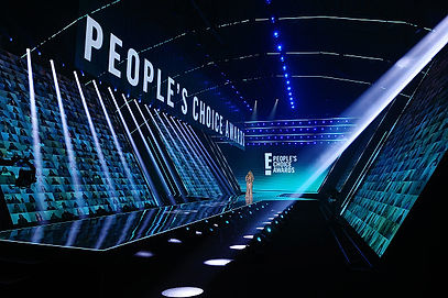 E! People's Choice Awards 2020