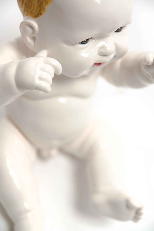 White baby