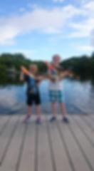 kids love redfish,