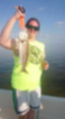 got my redfish