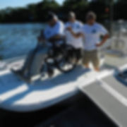 disabled veterans charter fishing free, snook redfish,wheelchair, charter fishing in tampabay