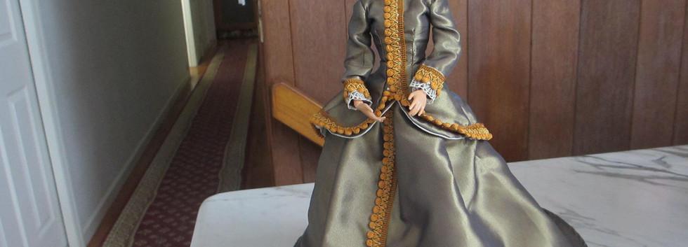 Handmade Riding habit found on eBay
