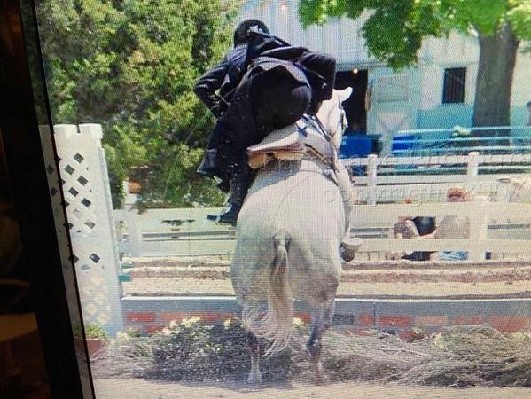 Improper fitting saddle