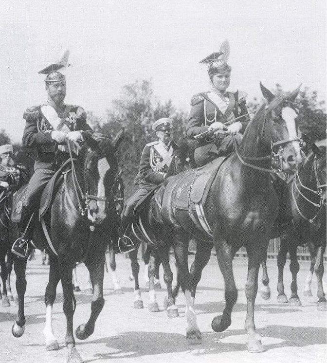Tsar Nicholas and Tsarina Alexandra .jpg
