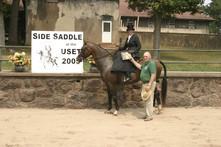 laureen side saddle roger age of eleganc