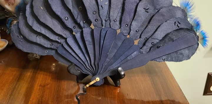 Holly Ray's Jenny Lind Finished Fan