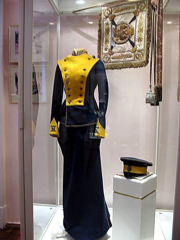 Tatiana's Uniform, Alexander Palace Muse