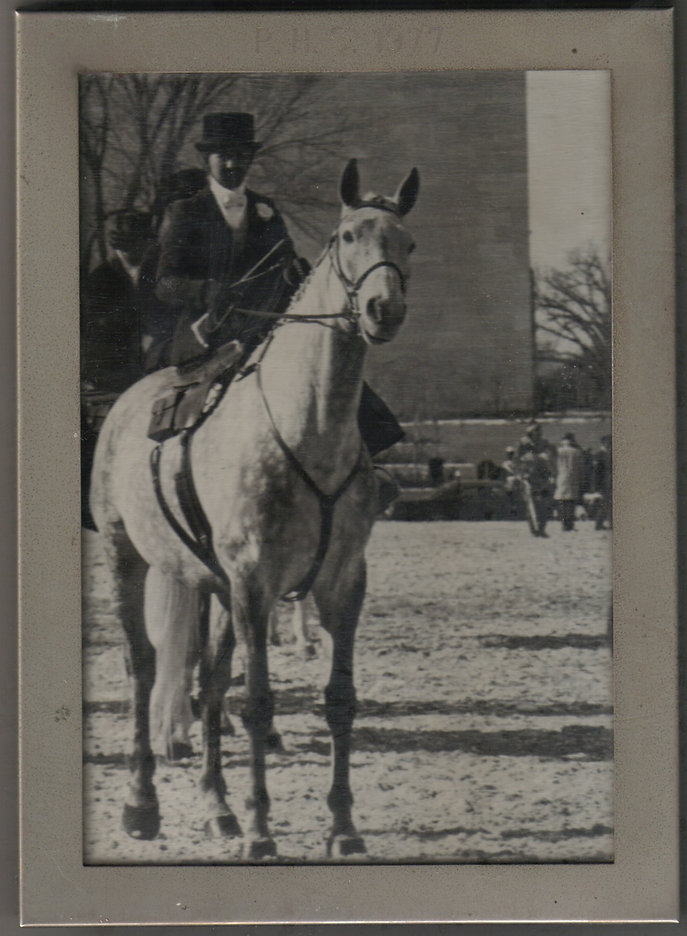Wicka's Warlock Inaugural Parade 1977