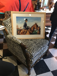 Horse Country Photo Side Saddle
