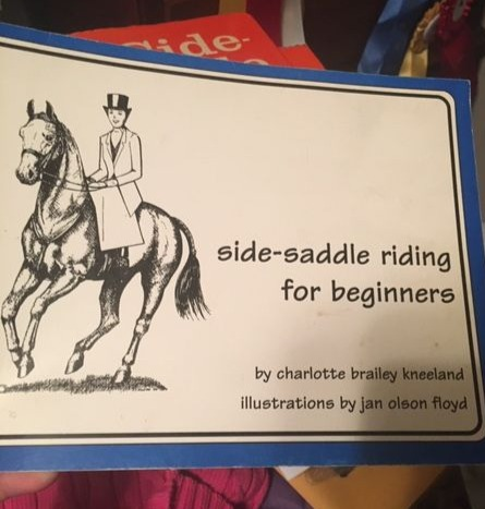 Side-Saddle Riding for Beginners