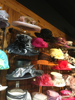More Hats at Horse Country