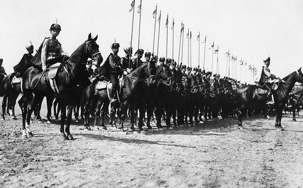 Olga on Parade With Her Lancers.jpg