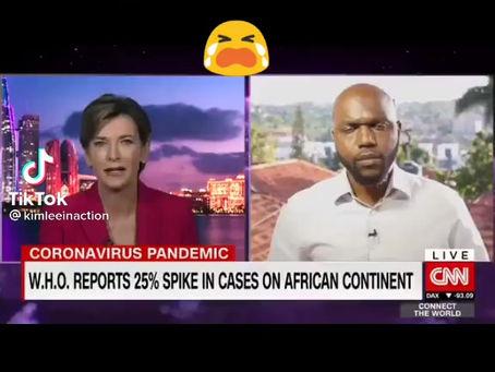 COVID SURGE HITS UGANDA—CRISIS EMERGING