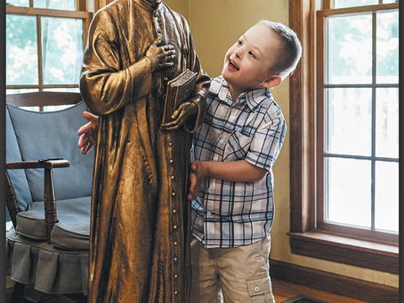 MIRACLE APPROVED! FATHER MCGIVNEY TO BE BEATIFIED!