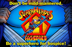 Be a Superhero!!!