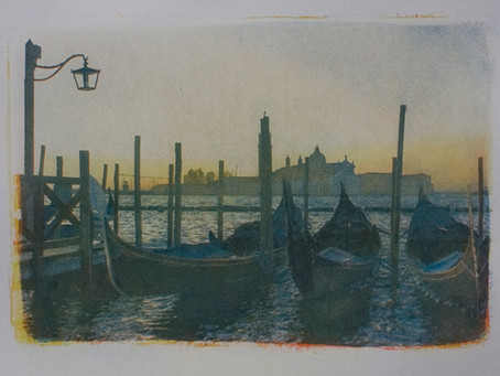 Sunrise over Venezia Take 2