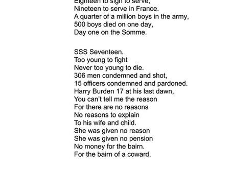SSS Seventeen - The Poem