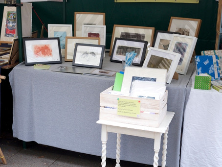 Moseley Art Market