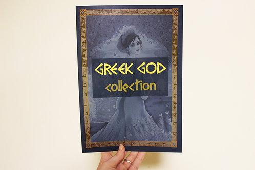 Artbook, Greek God Collection