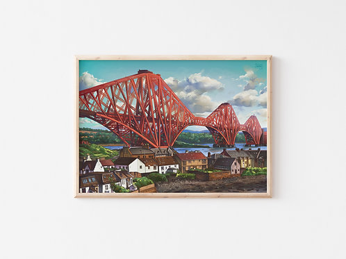 Print, 'Forth Bridge'