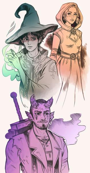DnD Doodles