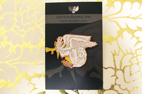Pin, Griffin