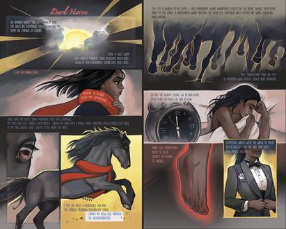 'Dark Horse'