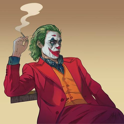 Print, 'Joker'