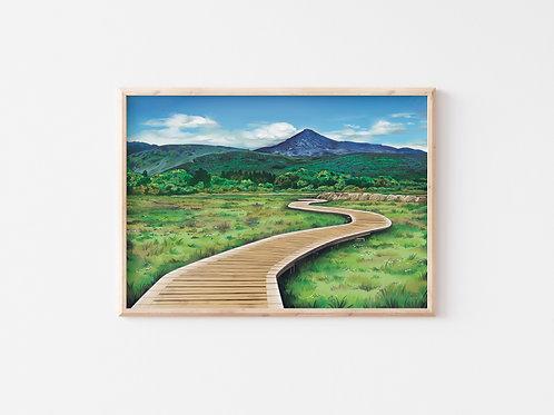 Print, 'Arran Coastal Way'