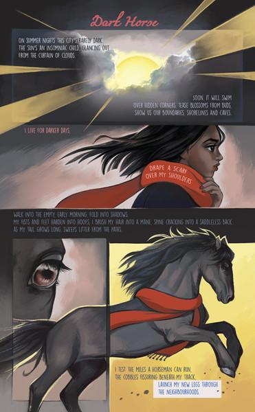 'Dark Horse' I
