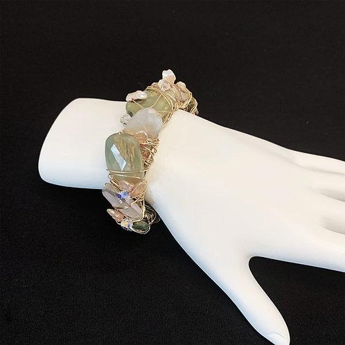 Combination Cuff Bracelet