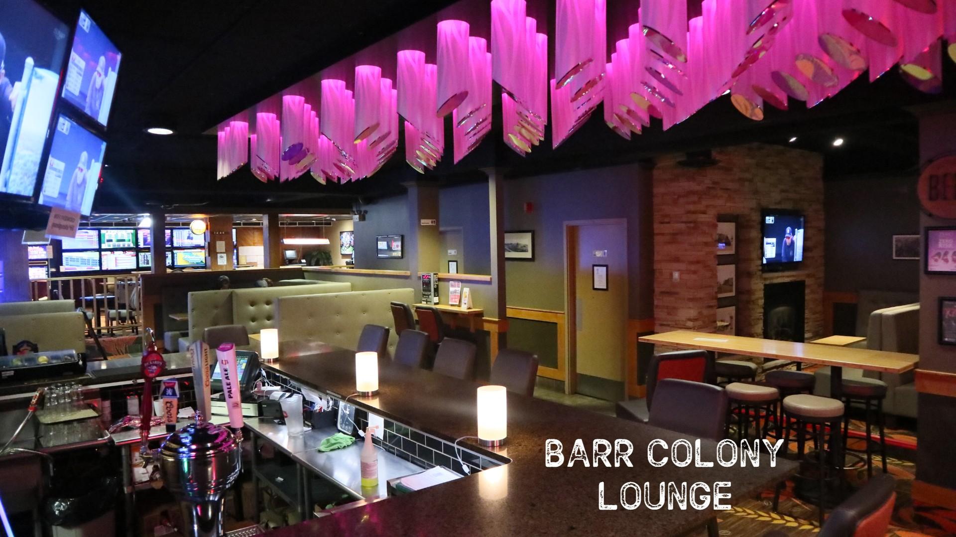 Bar colony lounge
